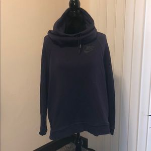 Nike Cowl-Neck Sweatshirt